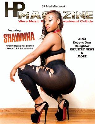 Hp Magazine Shawnna Issue 20