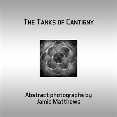 The Tanks of Cantigny - Book