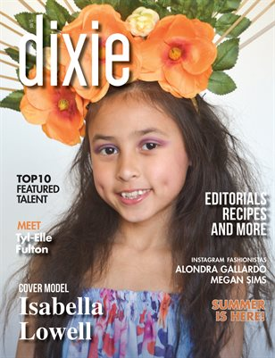 Dixie Magazine - Summer 2019