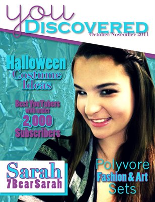 youDiscovered Magazine Issue No. 1