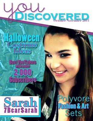 youDiscovered Magazine Issue No. 1