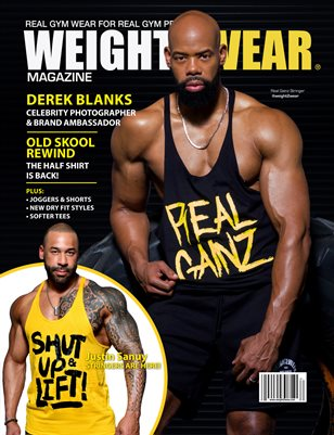 Weight2Wear Magazine #8