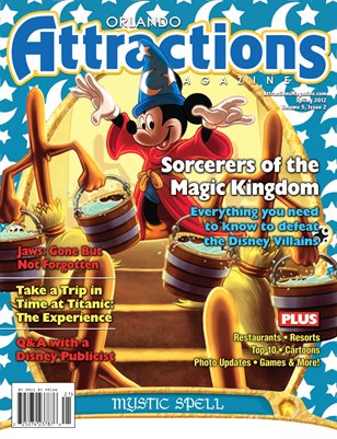 Orlando Attractions Magazine Spring 2012