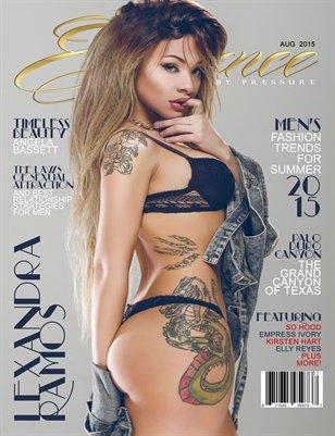 Elégance - Issue #1 2015 (Lexandra Ramos)