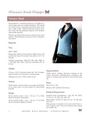 Veneta Shell