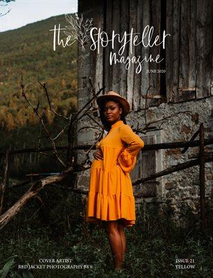 The Storyteller Magazine Issue #21 Yellow