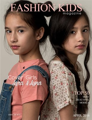Young Fashion Kids Magazine | APRIL 50 MOST BEAUTIFUL