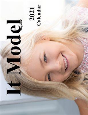 It Model Magazine 2021-22 Calendar
