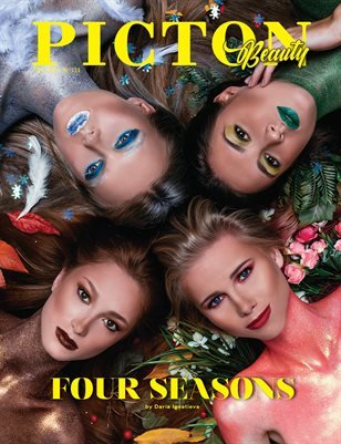 Picton Magazine November  2019 N331 Beauty Cover 3