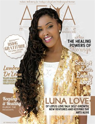 AFIYA Magazine-Nov/Dec 2015