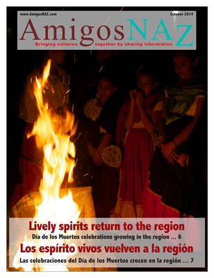 AmigosNAZ October 2014