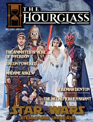 The Hourglass Magazine- Dec 2015/ Jan 2016 Issue
