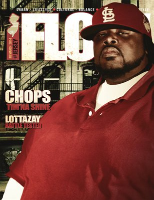 #JerseyFlow Magazine Vol.0 - Chops Edition