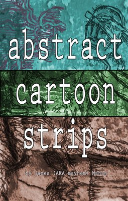 Abstract Cartoon Strips Anthology