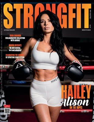 STRONGFIT Mag - HAILEY ALISON - Aug/2021 - PLPG GLOBAL MEDIA