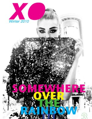 XO No.3 : Somewhere Over the Rainbow