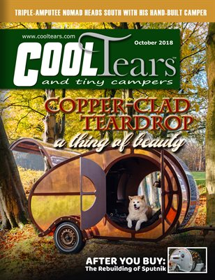Cool Tears and Tiny Campers Magazine - October 2018