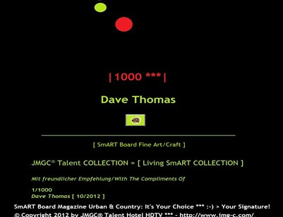 [ Talent Trail ] | Dave Thomas, Portsmouth |