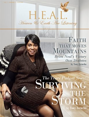 HEAL (Heaven & Earth Are Listening) Magazine