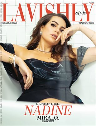 LAVISHLY STYLE Magazine - NADINE MIRADA - June/2020 - Issue #10