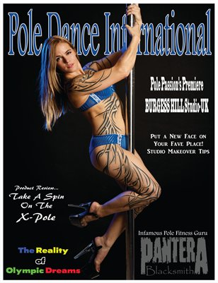 Issue 4-Sept.2009-Cover:Pantera