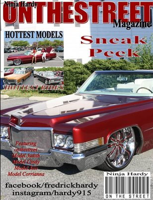 SNEAK PEEK HOTTEST RIDES AND MODELS