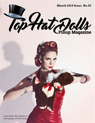 Top Hat Dolls Issue 7 Mar 2019