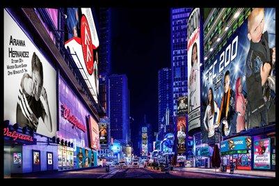 New York #1 Poster