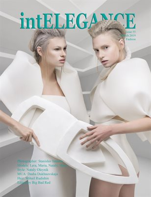 intElegance magazine issue 55 - March 2019 Fashion