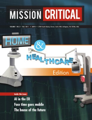 Mission Critical: Home and Healthcare Robotics