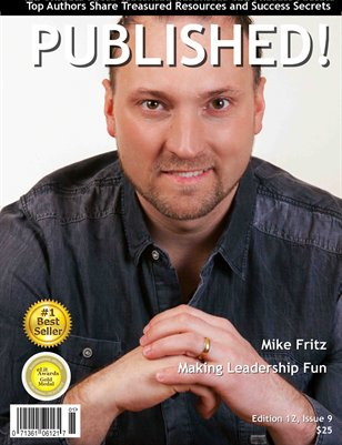 PUBLISHED! featuring Mike Fritz