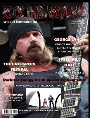 Rock Thiz Magazine Issue #9 Vol 2