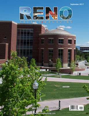 Reno Talent Magazine September 2017 Edition