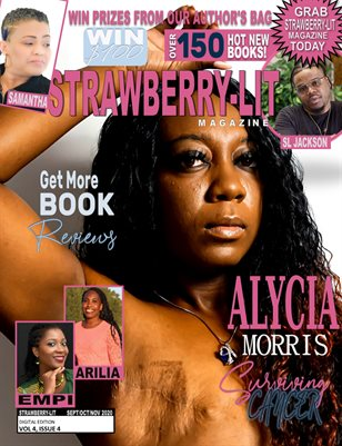 Strawberry-Lit Magazine: Volume 4 | Issue 4