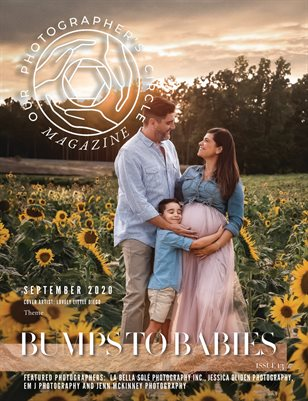 Our Photographers Circle Magazine Issue 13 BUMPS TO BABIES