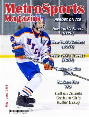MetroSports Magazine May-June 2016