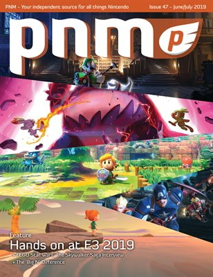 Pure Nintendo Magazine (PNM) Issue 47