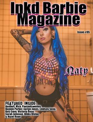 Inkd Barbie Magazine Issue #95 - Naty