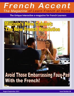 French Accent Nr 68 - August-September 2017