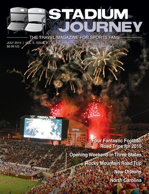 Stadium Journey Magazine Vol 5 Issue 3