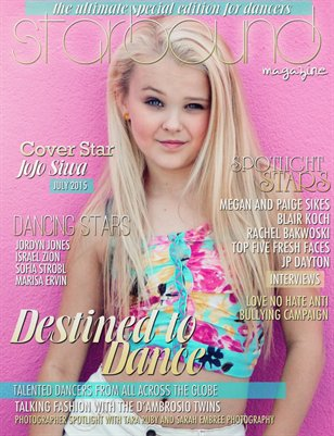 Starbound Magazine - Special Edition Dance July 2015