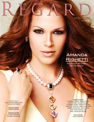 Regard Magazine August/September Issue 15 2012