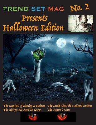 TrendsetMagazine (Halloween Ed.)