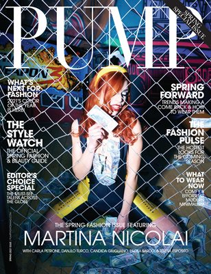 The Ultimate Fashion and Beauty Issue | Vol3 | March 2021
