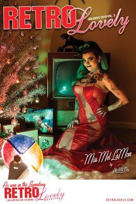 Miss Mel LaMon Cover Poster