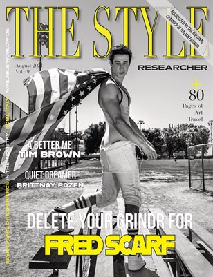 THE STYLE RESEARCHER August 2021 Vol. 19 / The Models Issue