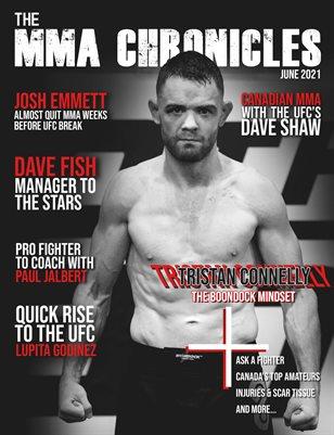The MMA Chronicles - Volume 2 - June 2021