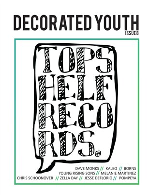 Decorated Youth Magazine Issue #8