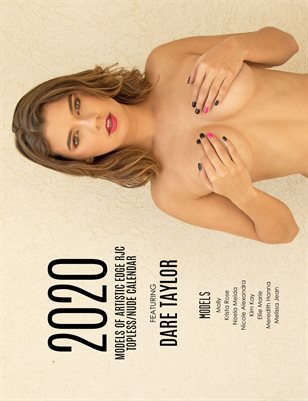Dare 2020 Models of Artistice Edge RJC Topless/Nude