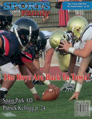 Sports and Family August 2012 Issue
